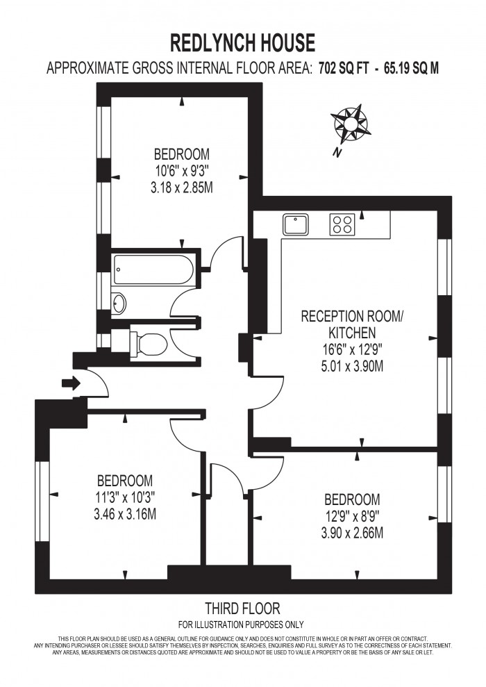Floorplan for GOSLING WAY, OVAL,