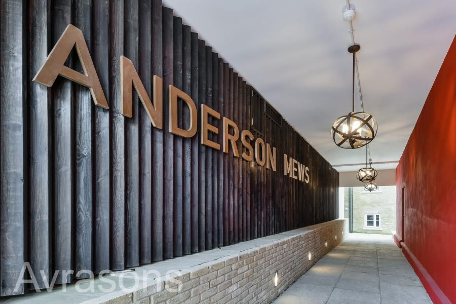 Images for ANDERSON MEWS, OVAL